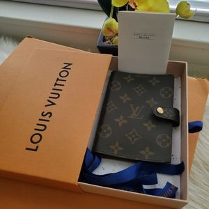 😚😚 Louis Vuitton Monogram Agenda 😚😚